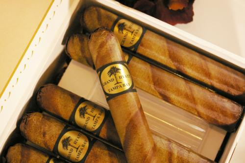 Chocolate Cigars - Brown