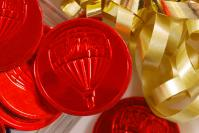 Chocolate Coins - Red