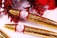 Chocolate Cigars - Gold